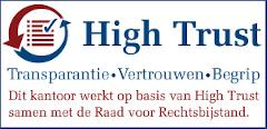 High Trust - Raad voor rechtsbijstand